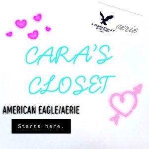 AMERICAN EAGLE/AERIE
